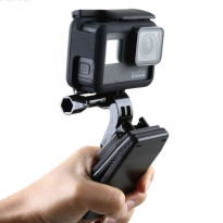 Hard Case with Rotary Clip for GoPro Hero 5 - Black