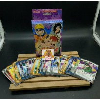 Kartu Naruto - Kartu Mainan Naruto SET Card Game Naruto