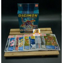 Kartu Digimon - Kartu Mainan Digital Monster SET