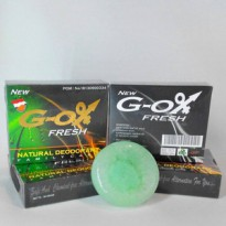 G - OX Fresh Natural Deodorant - Herbal Penghilang bau badan