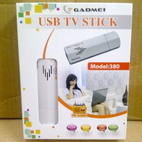 Tv Tuner USB Gadmei 380