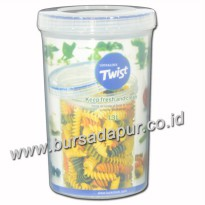 Bursa Dapur Lock & Lock Round Food Container 1.3 L (LLS133)