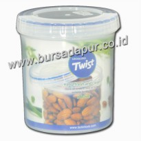 Bursa Dapur Lock & Lock Round Food Container 560 ml (LLS122)