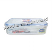 Bursa Dapur Lock & Lock Rectangular Food Container 800 ml (HPL816)