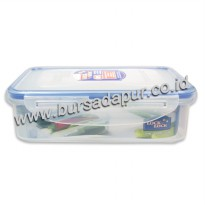 Bursa Dapur Lock & Lock Rectangular Container 550 ml (HPL815)