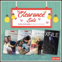 Clearance Book - Buku Novel (233-236)