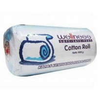 Wellness cotton roll kapas lembaran Wellness
