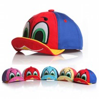 Topi Anak Donal Duck - Red