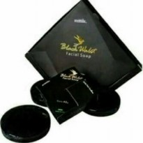 Black Wallet Facial Soap Original - Sabun Blackwallet ecer per pc