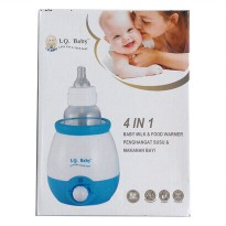 IQ Baby 4 In 1 Baby Milk & Food Warmer