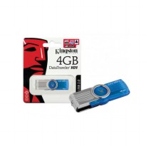 [Kingston] Flashdisk 4GB (Bergaransi) | Flash Disk | Flash Drive Kingston 4GB