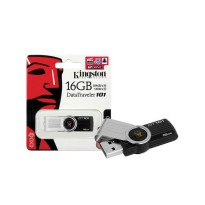 [Kingston] Flashdisk 16GB (Bergaransi) | Flash Disk | Flash Drive Kingston 16GB