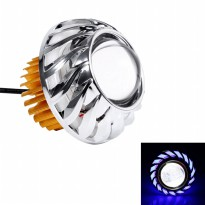 Lampu Motor LED Angel Eye 10W 1PCS - Blue