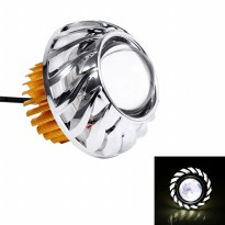 Lampu Motor LED Angel Eye 10W 1PCS - White