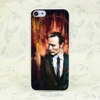[globalbuy] 290F Dr Hannibal Lecter 0h5 Print Hard Transparent Case Cover for iPhone 7 7 P/4069582