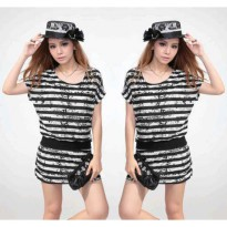 Dress Xena YR Motif Salur