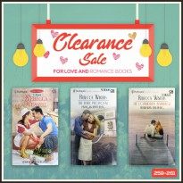 Clearance Book - Buku Novel (259-261)