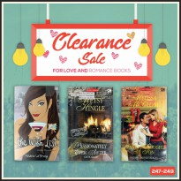 Clearance Book - Buku Novel (247-249)