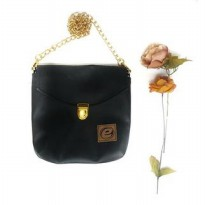 Tas Selempang Key Black/ Slag Bag Key Black