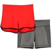 Ladies Yoga Shorts - Available In 4 Colors / Celana Yoga