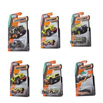 [poledit] Matchbox 6 Match Box Car Bundle - Ideal Gift for Children Who Like Cars (T1)/12042116