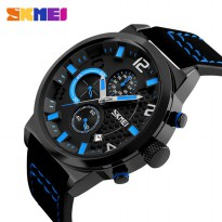 SKMEI Jam Tangan Analog Pria - 9149CL - Black/Blue