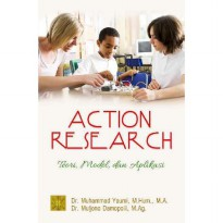 [SCOOP Digital] Action Research (Teori Model dan Aplikasi) by Dr. Muhammad Yaumi, M.Hum.,M.A