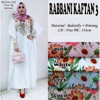 Rabbani Kaftan Balotelly SJ0015