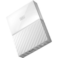 WD My Passport Colorful 3rd Generation USB 3.0 4TB - White