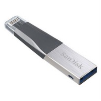 Sandisk iXpand Mini Flashdisk Lightning USB 3.0 16GB - SDIX40N-016G