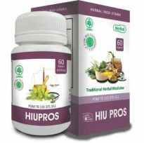 HIU PROS - Herbal Prostat