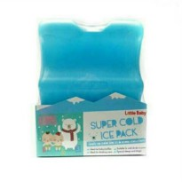 Little Baby Ice Gel Gelombang Pack untuk Cooler Box / Bag / Tas ASI