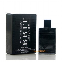 BURBERRY BRIT RHYTHM FOR HIM EDT 5ML