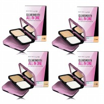 Maybelline Clear Smooth All In One Cake Powder