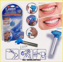 [ LUMA SMILE ] teeth polish whitener pembersih plak karang