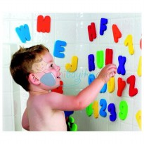 Munchkin Bath Letters And Numbers Size 36pcs Color Full Age 3M
