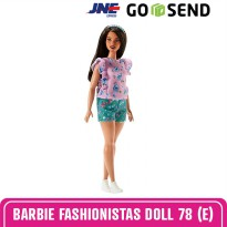 BARBIE Fashionistas Doll 78 (E)