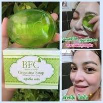 BFC GREENTEA SOAP ORIGINAL THAILAND
