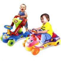 Multifunctional Education Walker Walker Buggy 2 in 1 |SERAYUKOSMETIK|