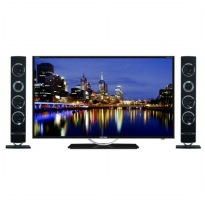 Polytron LED TV Tower Speaker 32 32T106 T106 Bluetooth PROMO |SERAYUKOSMETIK|