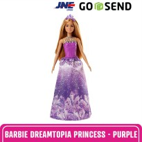 BARBIE Dreamtopia Princess - Purple