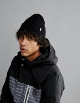 Billabong Arcade Snow Beanie in Black
