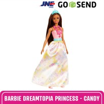 BARBIE Dreamtopia Princess - Candy