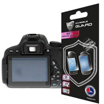 [worldbuyer] For CANON EOS 700D - 750D Camera (2 Units) Screen Protector with Lifetime Rep/526965
