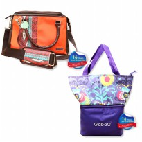 NEW GABAG COOLER BAG GEMPITA / YLONA - BEST BUY - FREE 2 ICE GEL GABAG