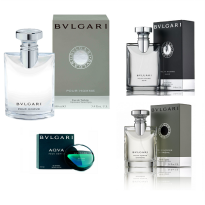Parfum Import BVLGARI 5 Variant 100ml For Men