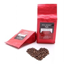 Red Berry Premium Arabica Medium Roast (Beans / Grind) 100gr