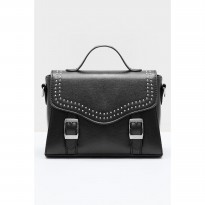Colby Satchel - Black