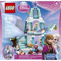 Lego Disney Princess 41062 Elsa's Sparkling Ice Castle