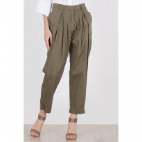 Rollan Pencil Pants Green